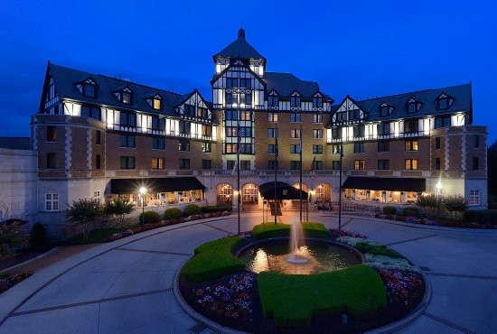 The Hotel Roanoke & Conference Center, a Doubletree by Hilton Hotel