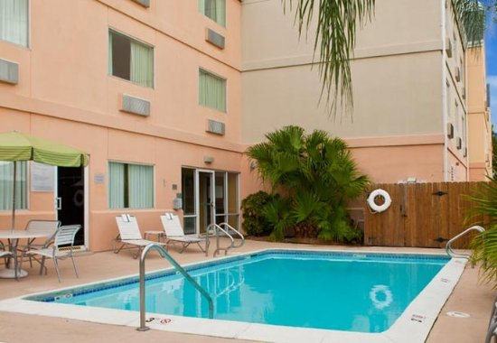 Fairfield Inn Kenner New Orleans Airport
