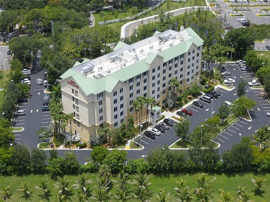 Hilton Garden Inn Ft. Lauderdale Airport-Cruise Port Hotel