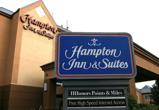 Hampton Inn & Suites Seattle Downtown Hotel