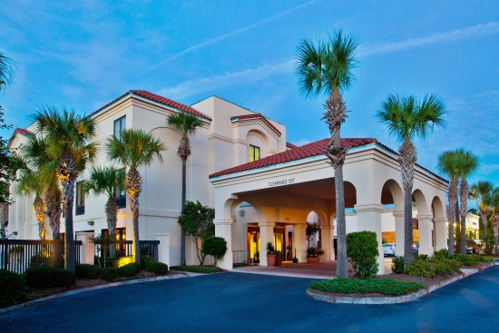 Hampton Inn St. Simons Island Photo Courtesy of Hampton Inn St. Simons Island