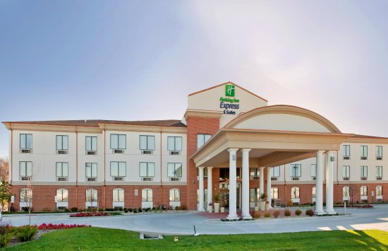 Holiday Inn Express Hotel & Suites St Charles