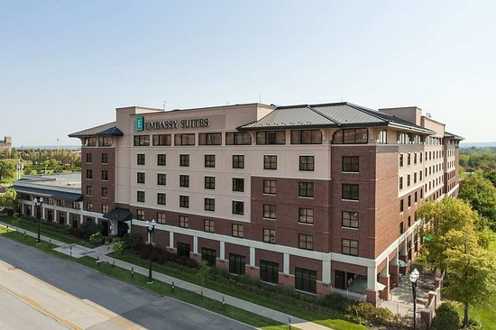 Embassy Suites by Hilton Omaha - Downtown/Old Market