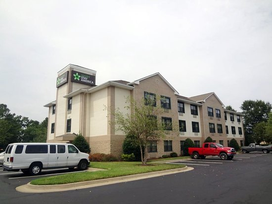 Extended Stay America - Hampton - Coliseum