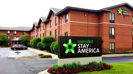 Extended Stay America - Detroit - Ann Arbor - University South