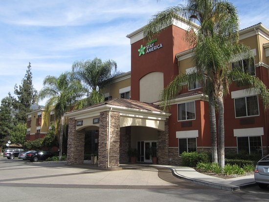 Extended Stay America - Los Angeles - Monrovia