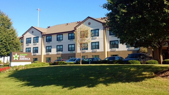 Extended Stay America - Chicago - Romeoville - Bollingbrook