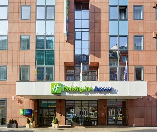 Holiday Inn Express Frankfurt City Hauptbahnhof