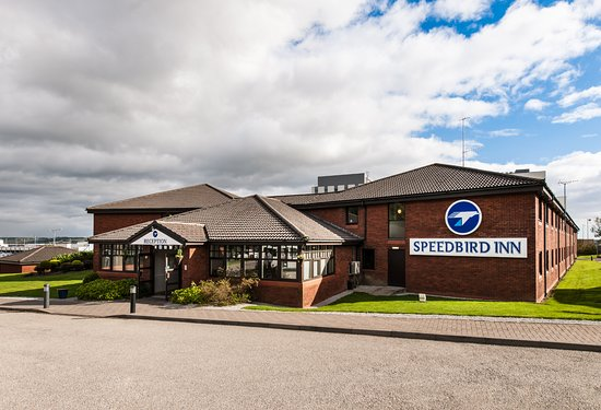 Speedbird Inn, Aberdeen Airport