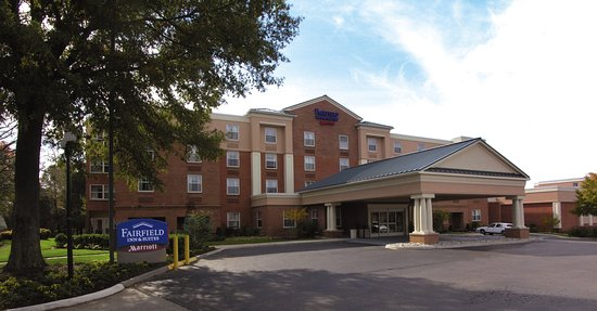 Fairfield Inn & Suites Williamsburg