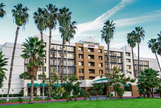 Courtyard By Marriott Riverside Downtown/ UCR Area