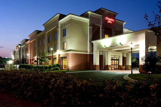 Hampton Inn I-10 West Jacksonville
