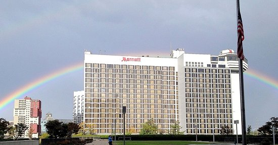 Marriott Stamford Hotel and Spa