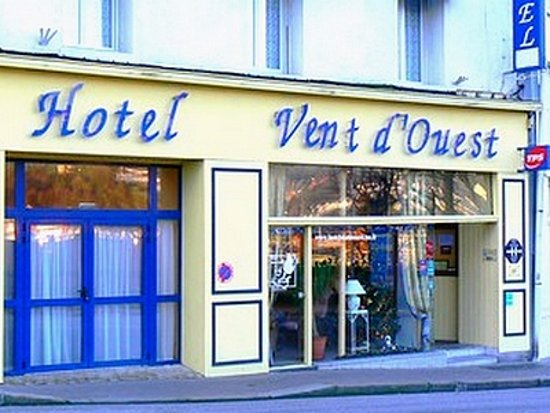 Hotel Vent D'ouest