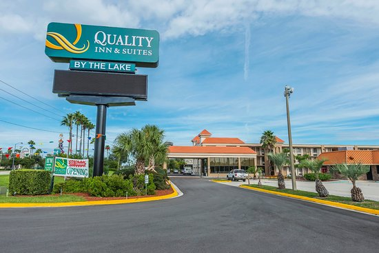 Quality Inn & Suites Kissimmee by The Lake
