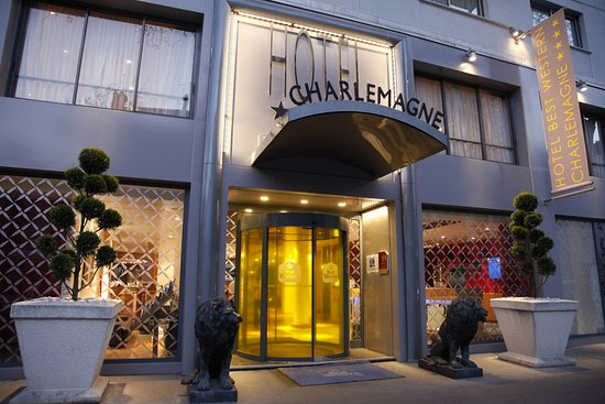 BEST WESTERN Hotel Charlemagne