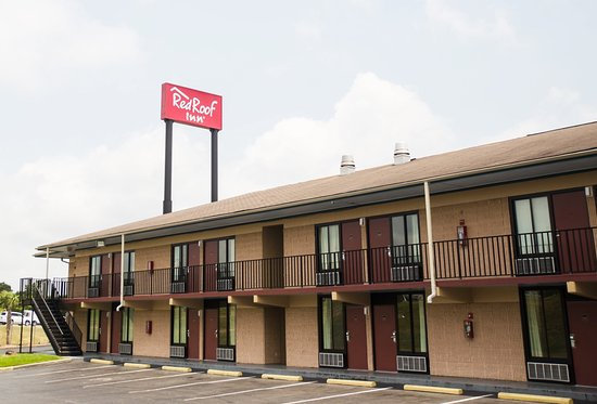 Red Roof Inn Mobile - Midtown