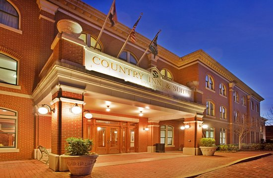 Country Inn and Suites St Charles