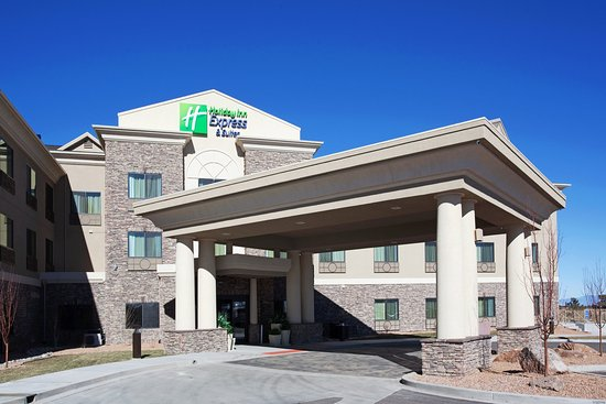 Holiday Inn Express Hotel & Suites Los Alamos Entrada Park