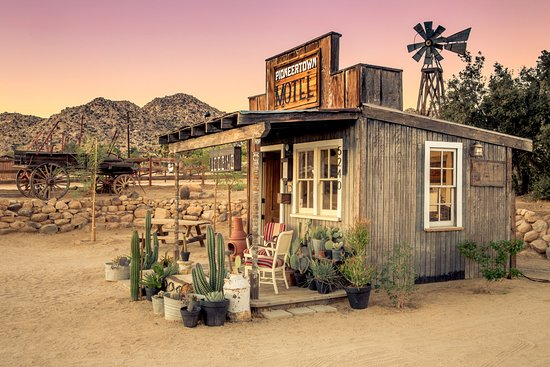 Pioneertown Motel Photo