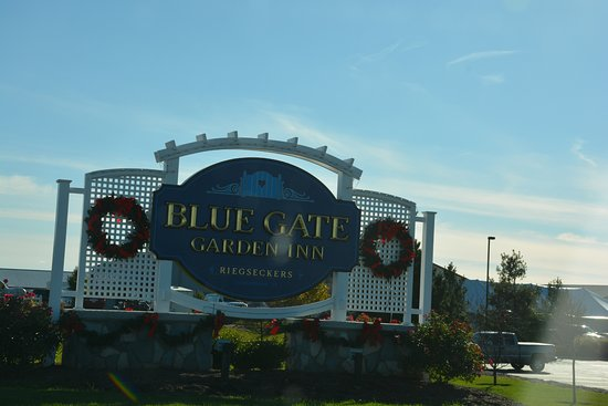 Blue Gate Garden Inn Shipshewana Hotel Indiana Reviews and