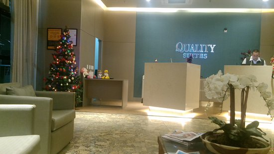 Quality Hotel & Suites Natal