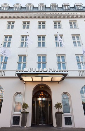 Hotel Borg by Keahotels Hotel