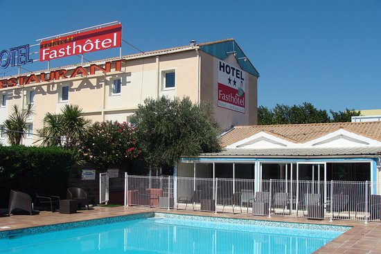 Fasthotel Beziers