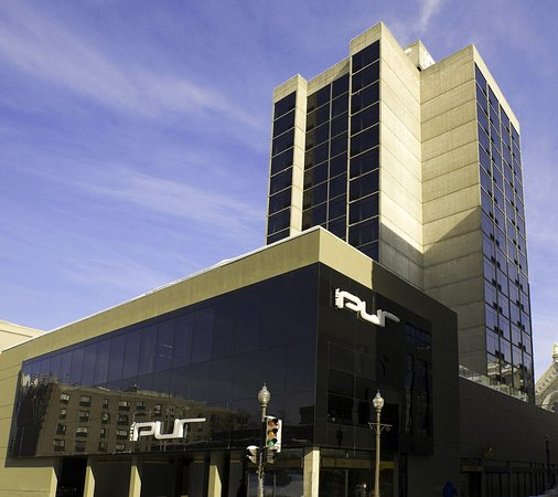 TRYP Quebec Hotel PUR