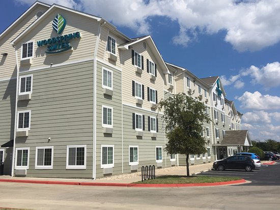 WoodSpring Suites Spartanburg Duncan