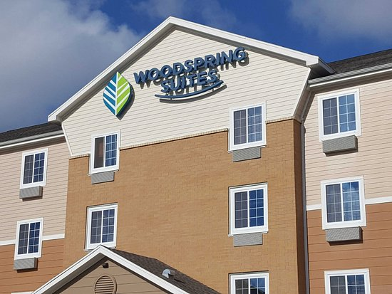 WoodSpring Suites Jacksonville I-95 North Hotel