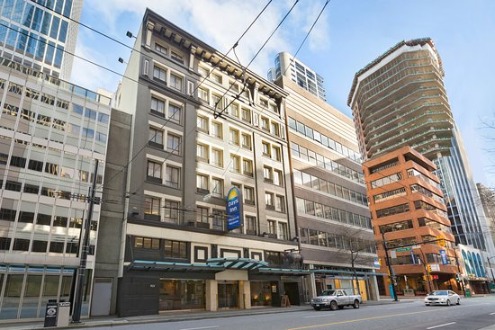 Days Inn Vancouver Downtown Hotel