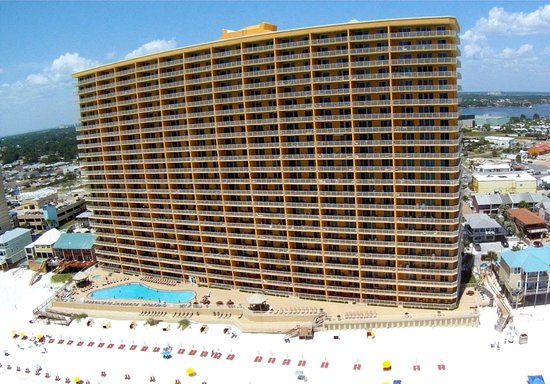 popular hotels in panama city beach