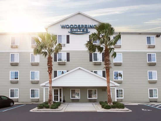 WoodSpring Suites Jacksonville I-295 East Hotel