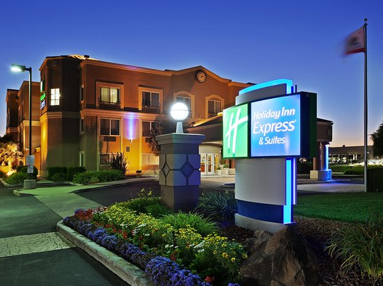 Holiday Inn Express Morgan Hill