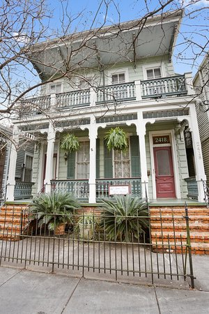 Garden District B&B