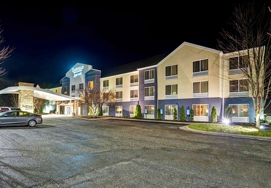 Fairfield Inn & Suites Christiansburg