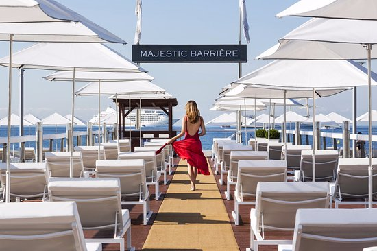 Hotel Barriere Le Majestic Cannes Hotel