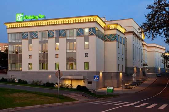 Holiday Inn Moscow-Simonovsky