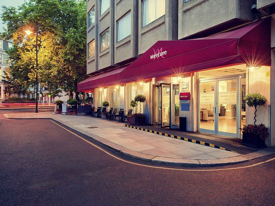 Mercure London Kensington