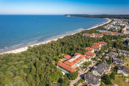 Seehotel Binz Therme Rugen