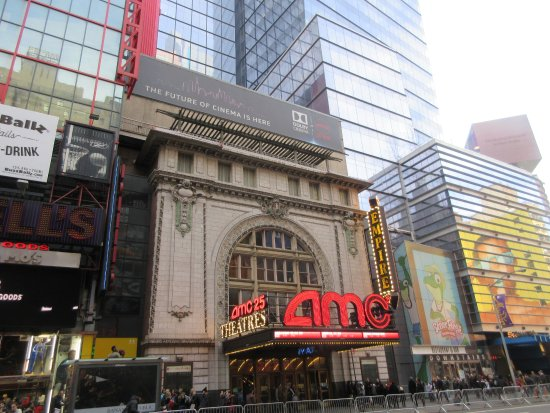 Find a local AMC movie theatre in New York City get movie