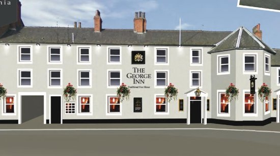 The George Inn - temporarily closed