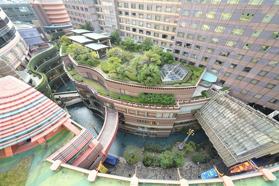 Canal City Fukuoka Washington Hotel