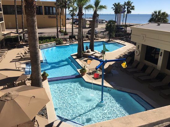 Holiday Inn Resort Galveston-On The Beach Hotel