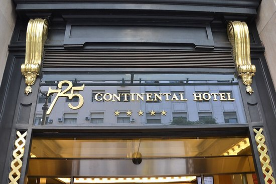 725 Continental Hotel