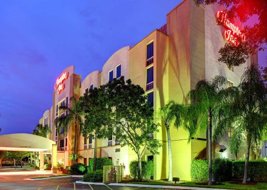 Hampton Inn Ft. Lauderdale West / Pembroke Pines