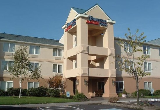 Fairfield Inn & Suites Portland Airport