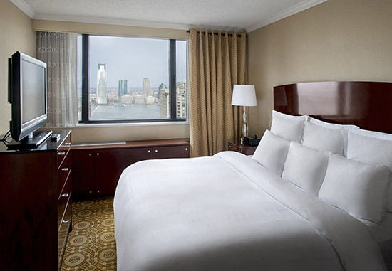 New York Marriott Downtown Hotel
