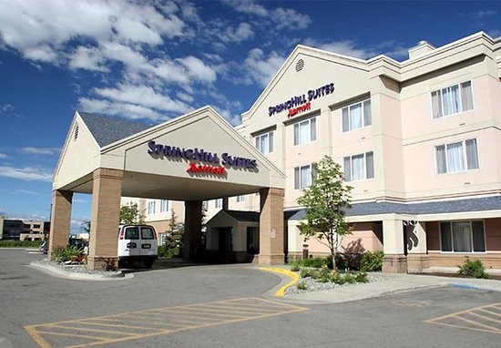 SpringHill Suites Anchorage Midtown